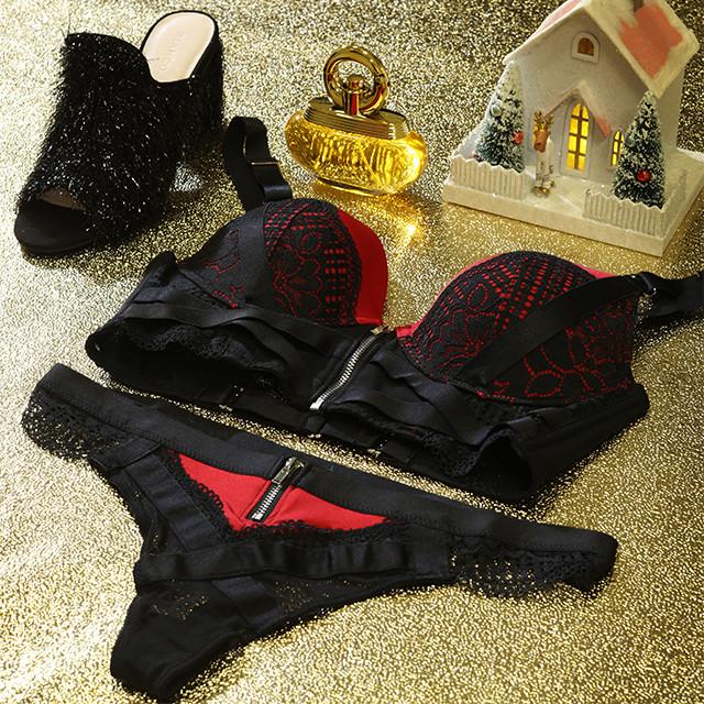 Lingeri - en romantisk julegave til hende