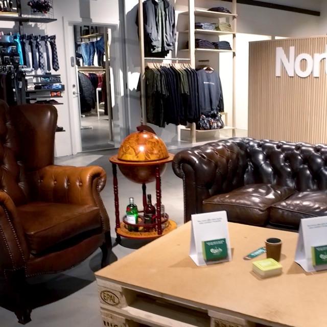 Ny herretøjsbutik i Greve i WAVES - Saxkjær & Aamann