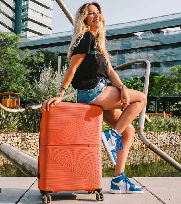 GoOnline #NewCollection #MyAmericanTourister