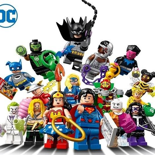 Lego DC Super Heroes Series