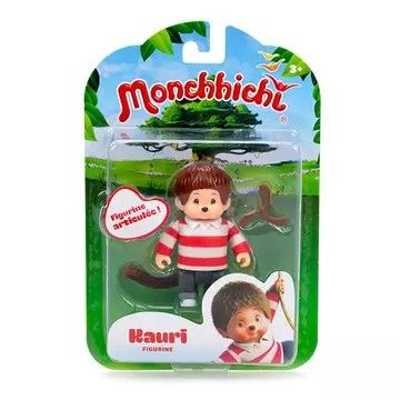Monchhichi játék figura