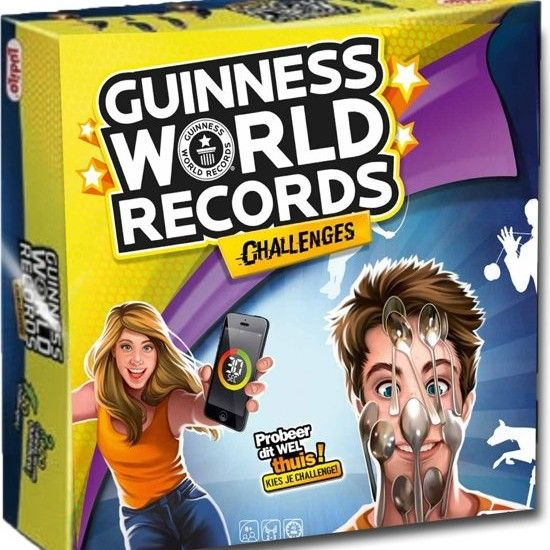 Guinness Világrekordok Társasjáték