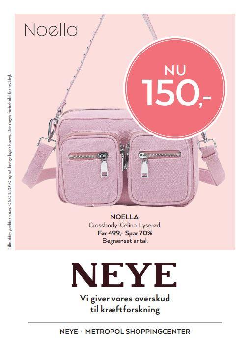NOELLA taske - kun 150 kr.