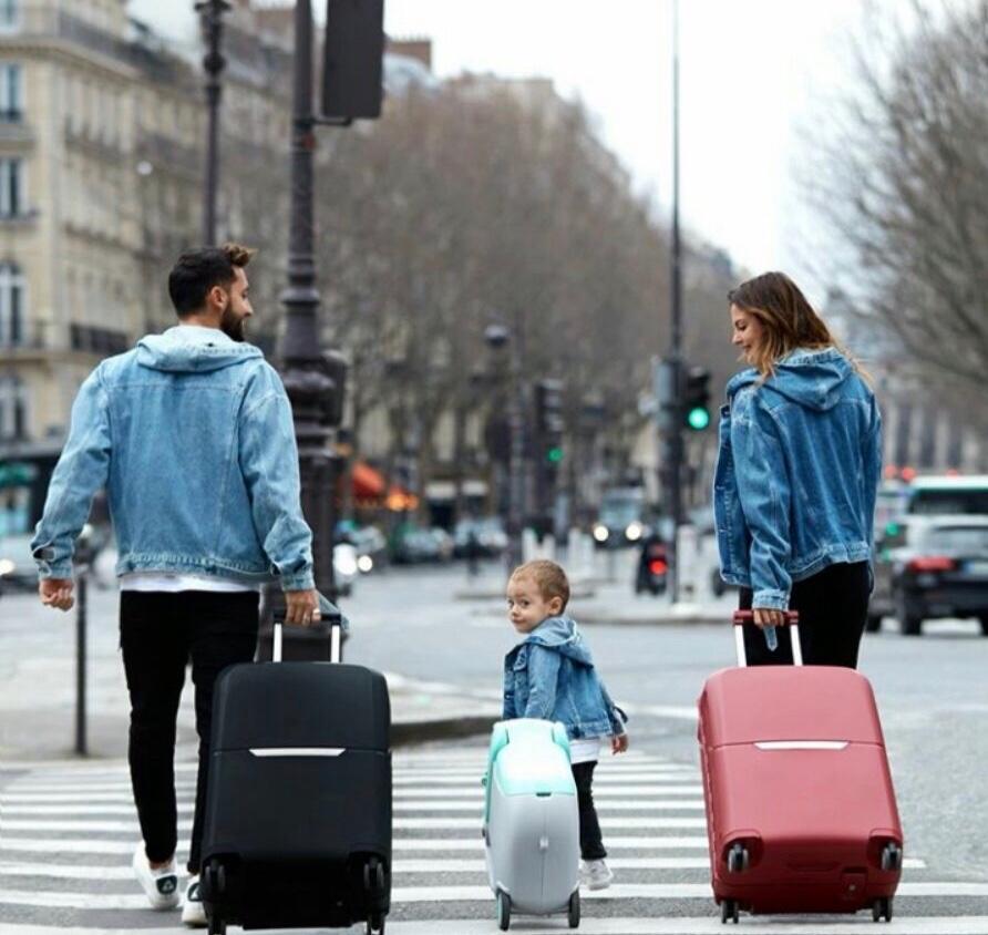 Travel&Family 🌏👨👩👦
