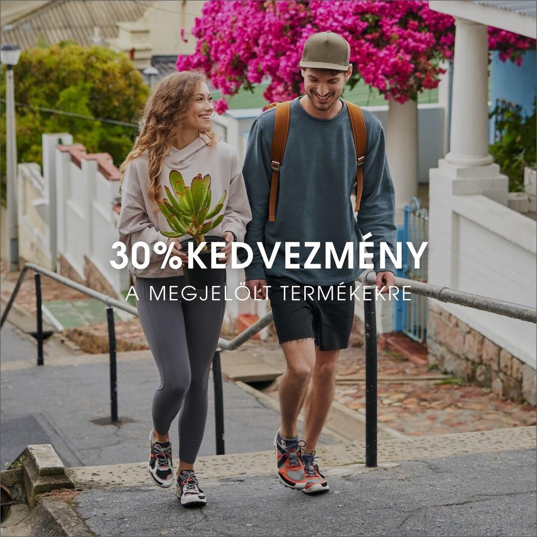 ECCO 30% kedvezmény