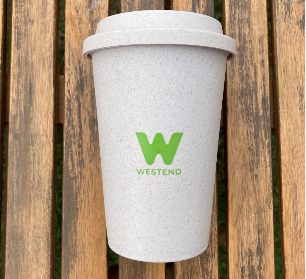 Környezetbarát pohár