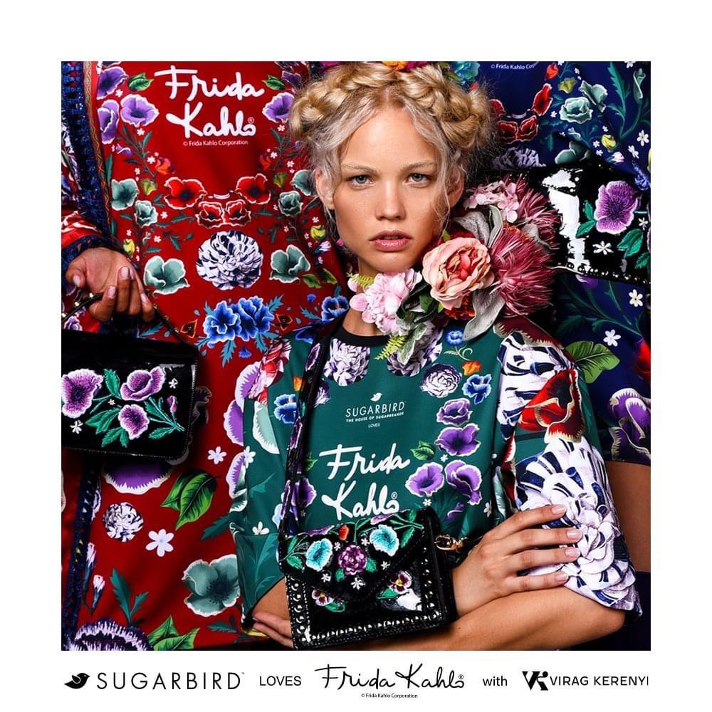 Sugarbird x Frida Kahlo ❤️