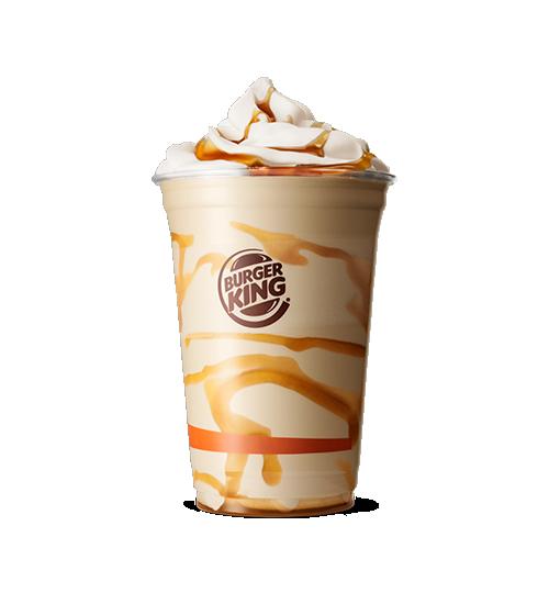 Har du prøvet den nye kaffe shake?