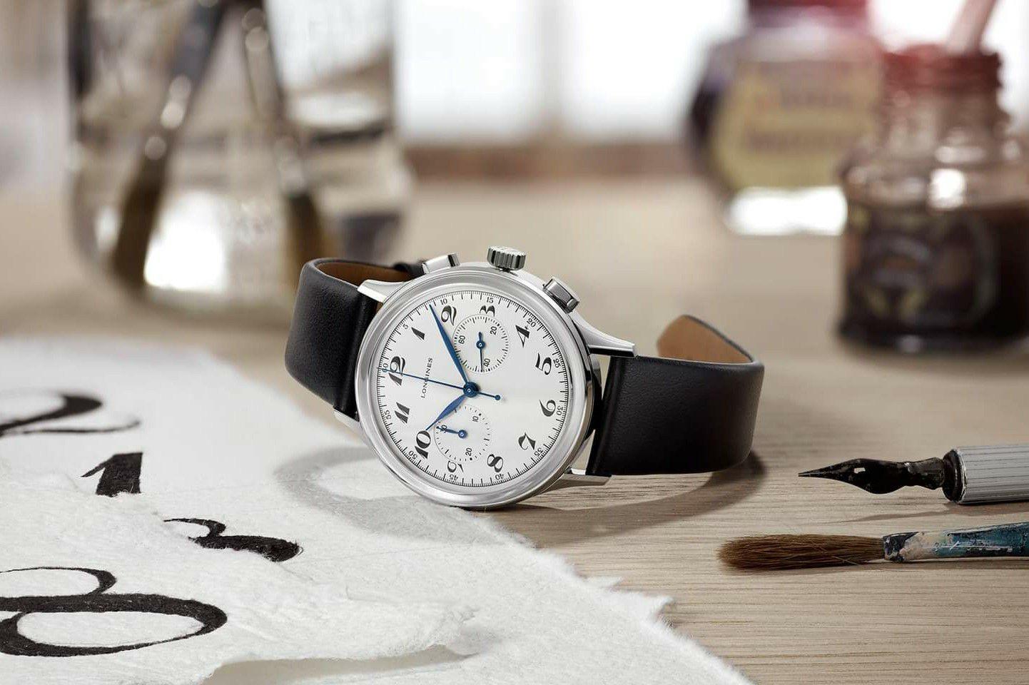 Longines - Heritage Chronograph 1946