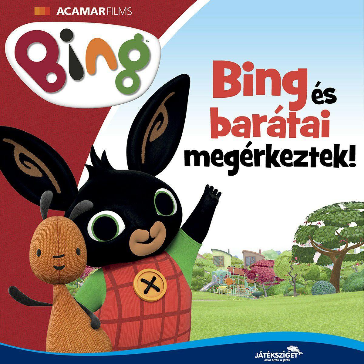 Bing és barátai