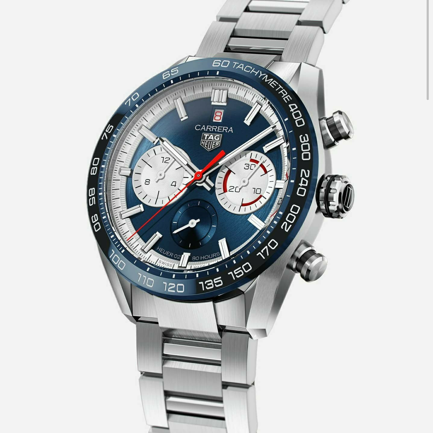 TAG Heuer Carrera Heuer02 160Years CBN2A1E.BA0643