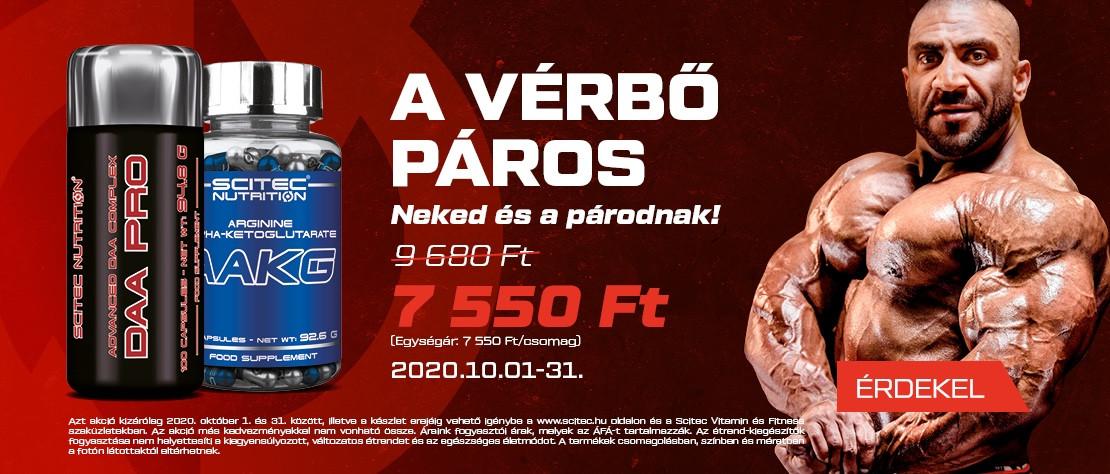 DAA Pro + AAKG csomag -22%