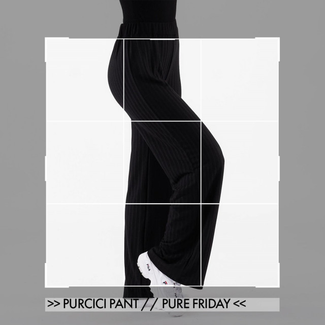 Loose fit pants fra Pure Friday!💚