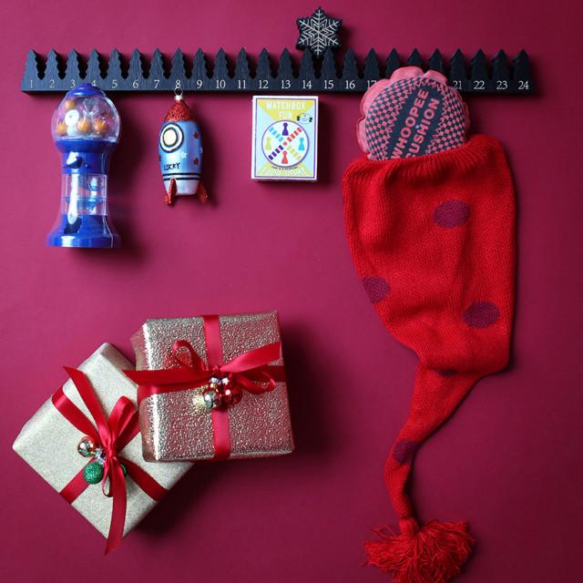 Pakkekalender ideer – DIY eller færdiglavet