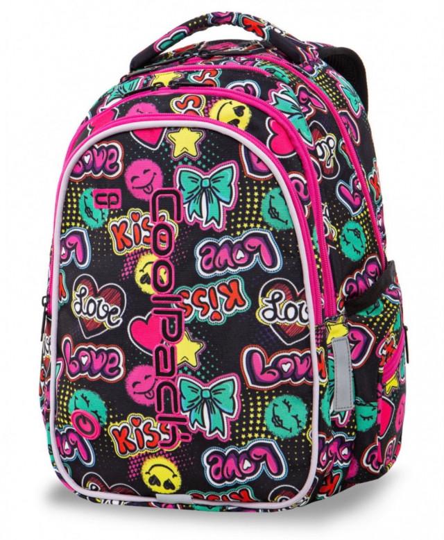 Coolpack rygsæk med lys🤗