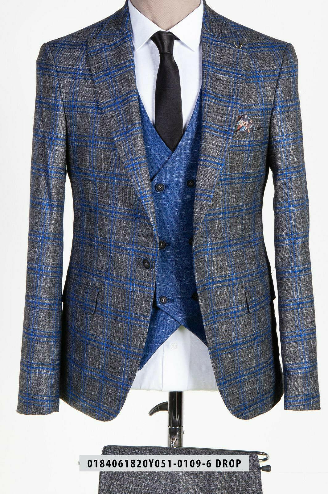 Kockás öltönyök széles választékban
