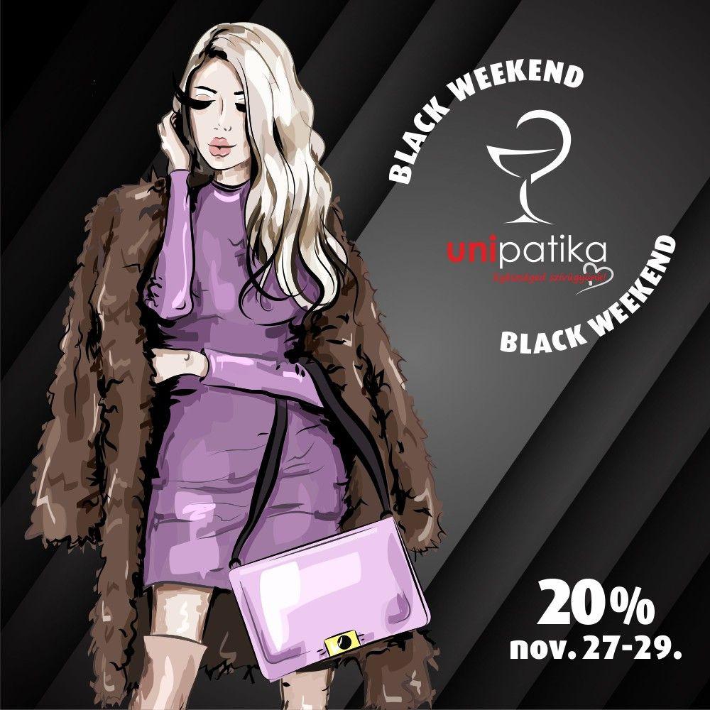 Unipatika Black Weekend