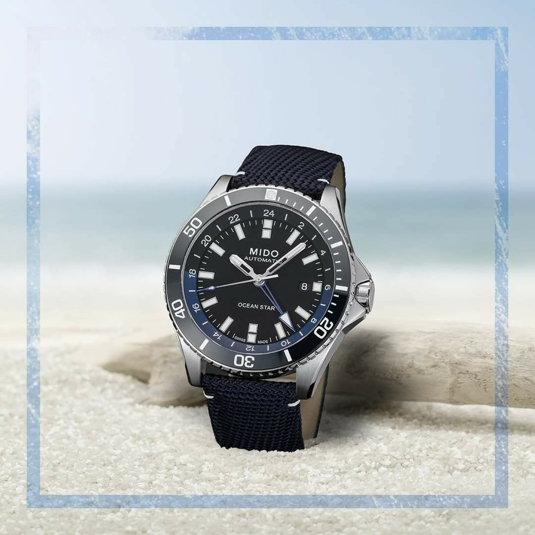 MIDO | Ocean Star GMT