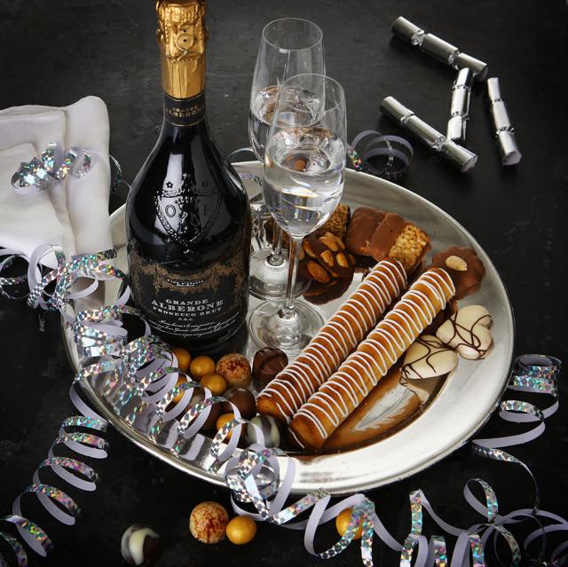 Ideer til nytårsmenu og champagne 2020