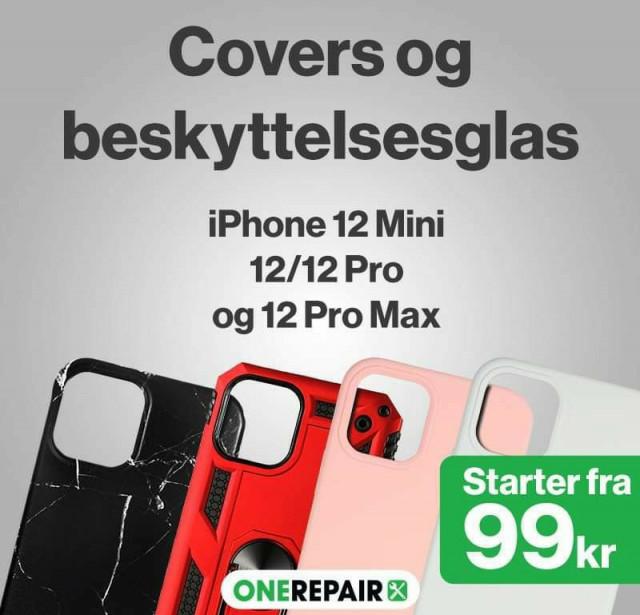 Beskyt din nye telefon!