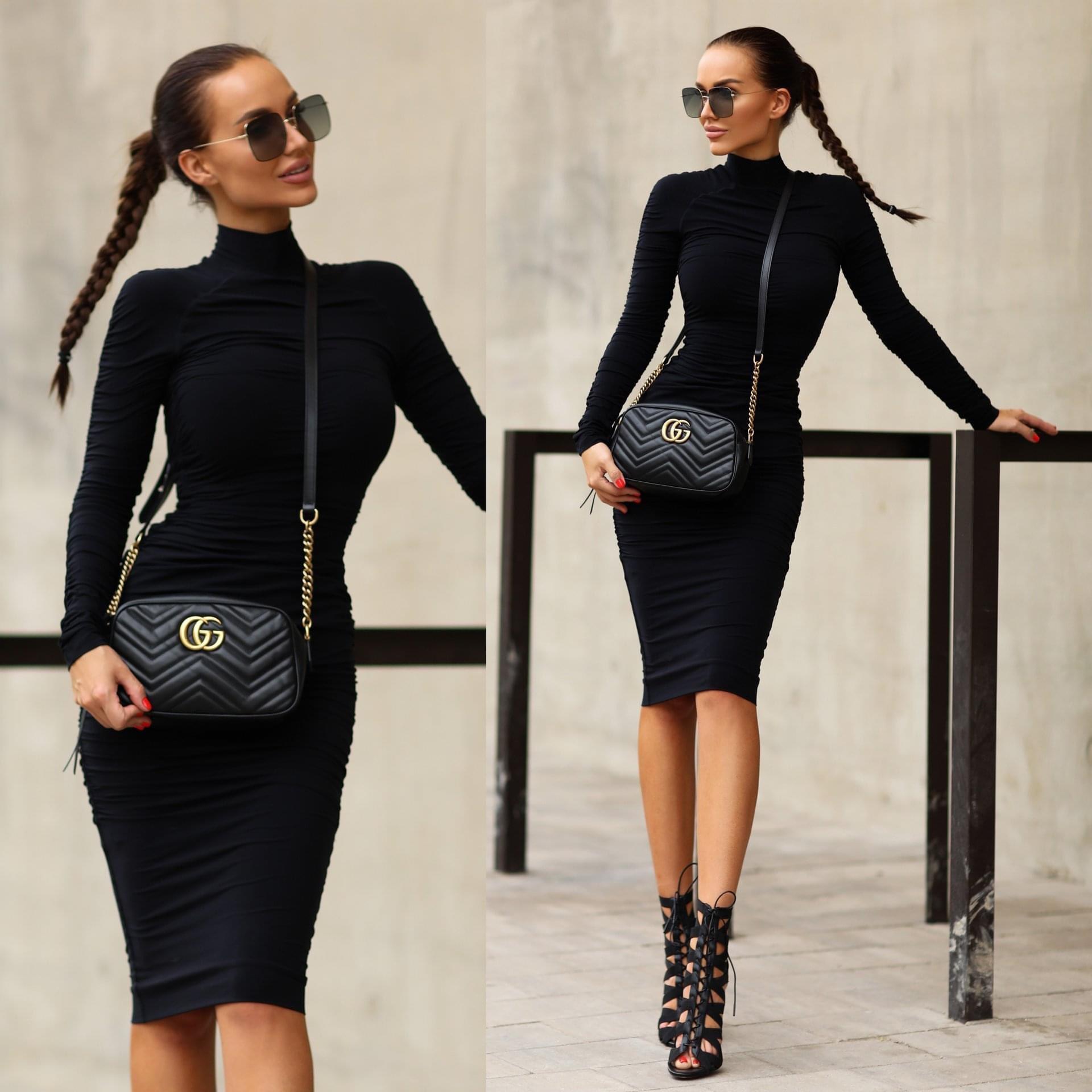 MADLEN DRESS 🖤