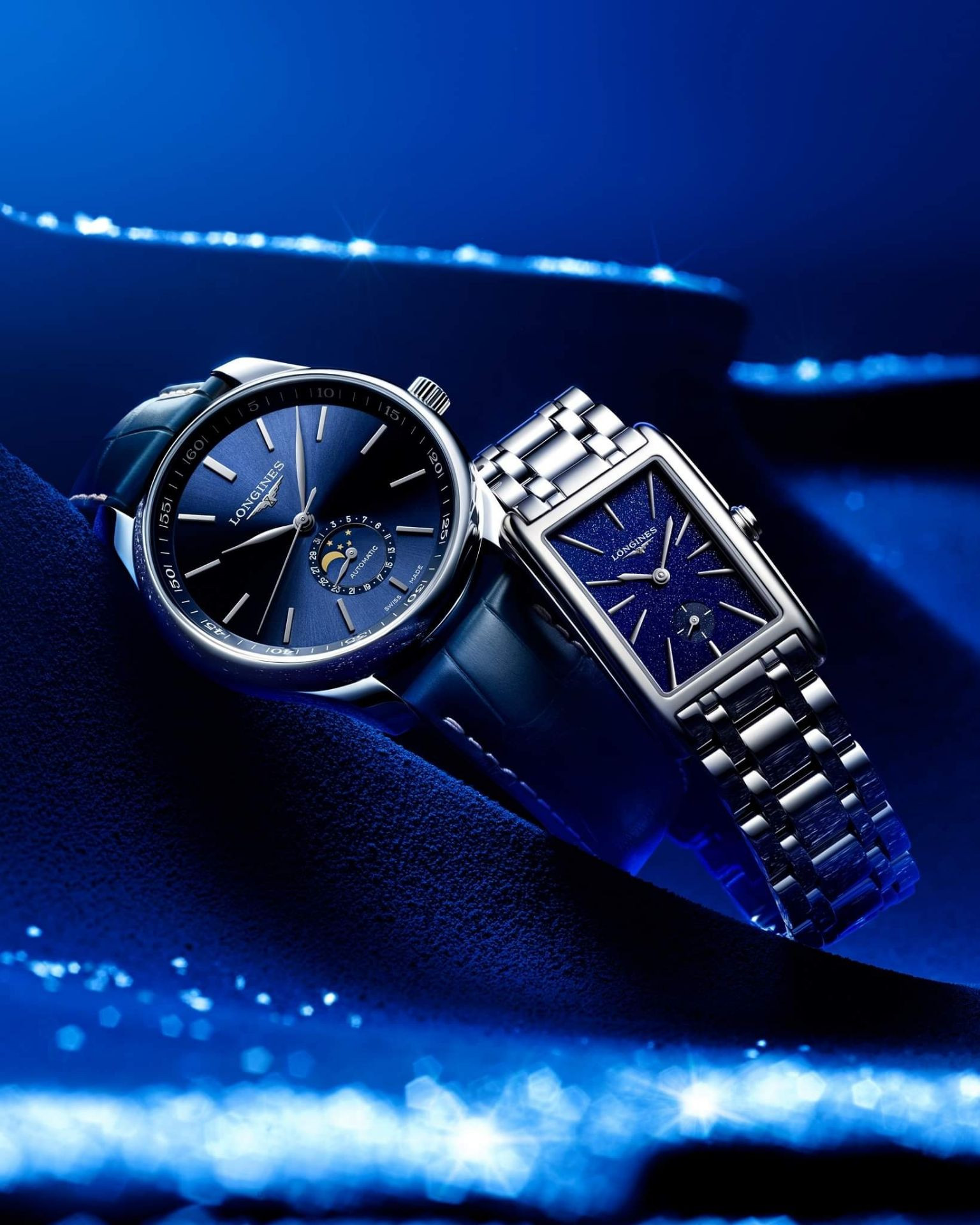LONGINES | Master Collection & DolceVita