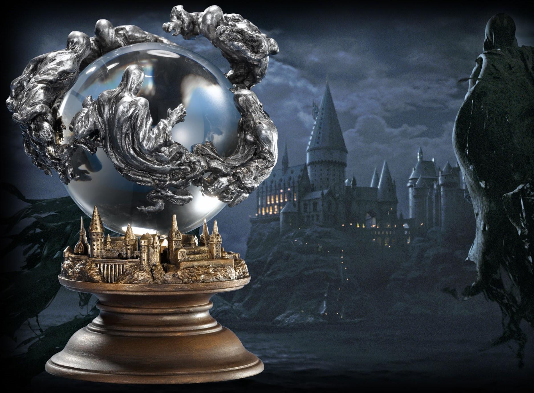 Dementor kristálygömb