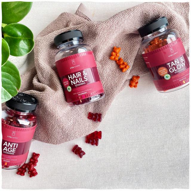 Husker du dine vitaminer i vintermånederne?🤧