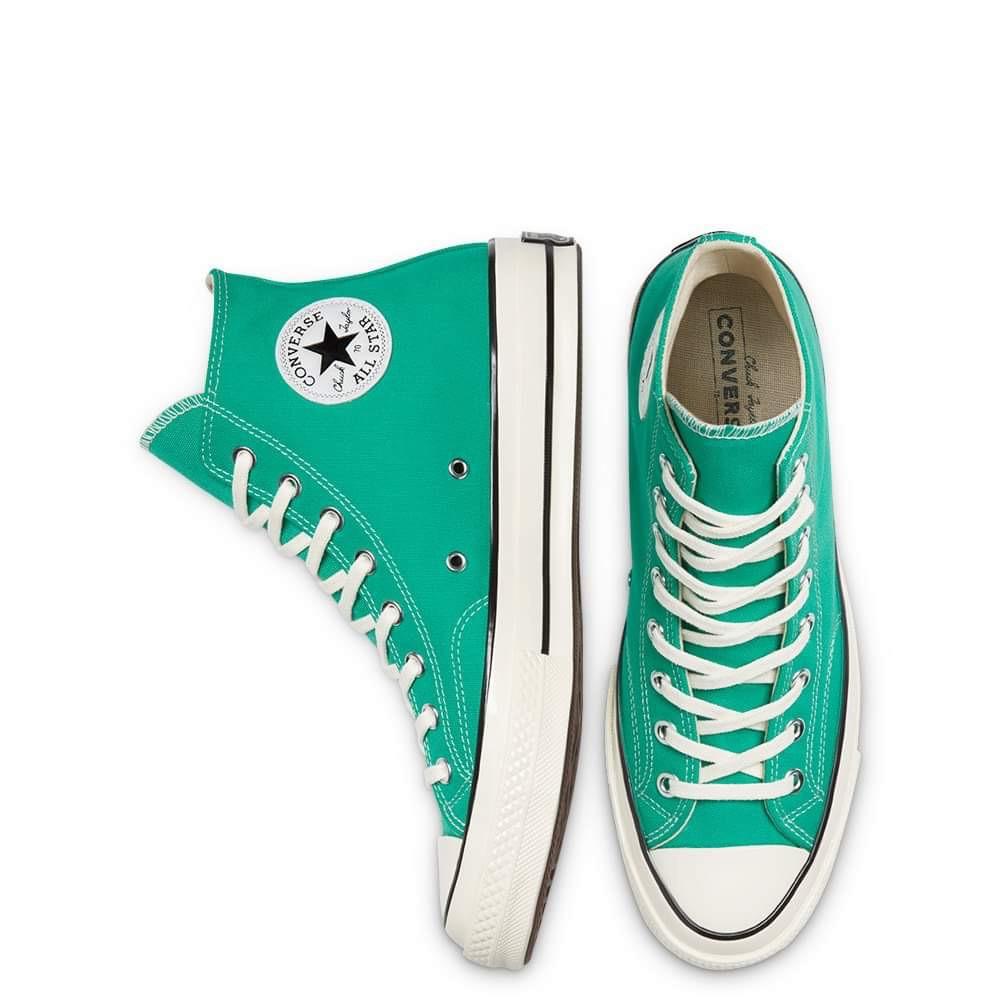 Converse tavaszi kollekció  Chuck 70 Zöld magas