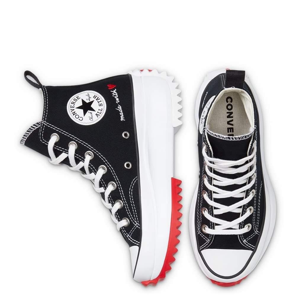 Converse Made with love Run star hike