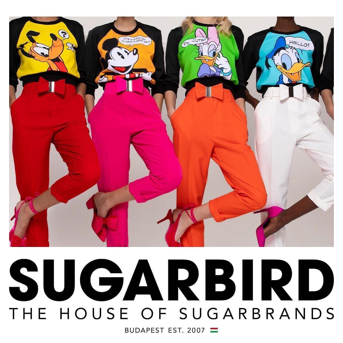 SUGARBIRD x DISNEY