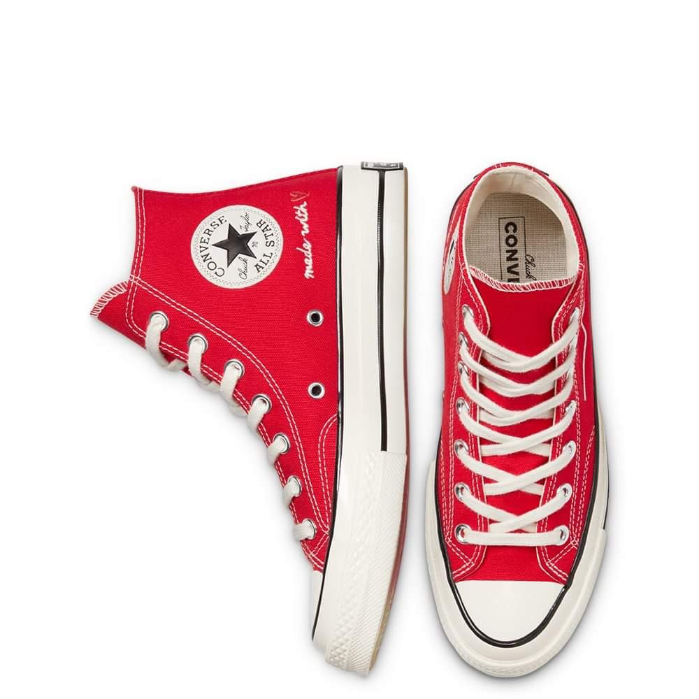 Made with love Chuck 70 piros