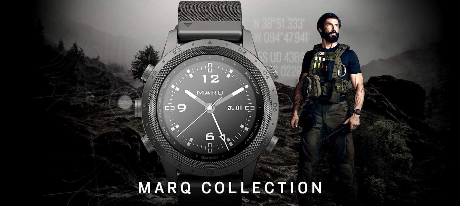 GARMIN | Marq Commander GG010-02006-10