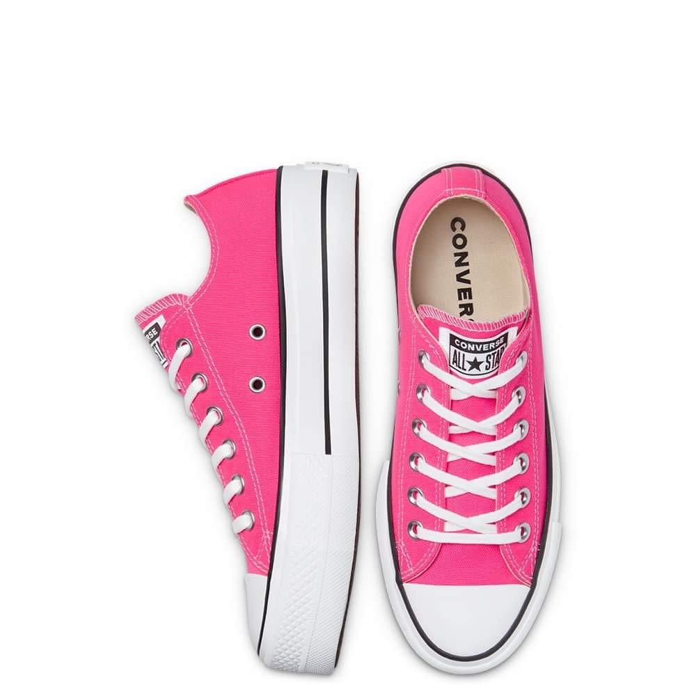 Chuck Taylor All Star Platform  Pink