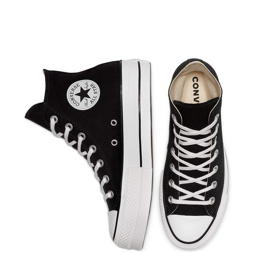 Converse All Star Lift Fehér Magas