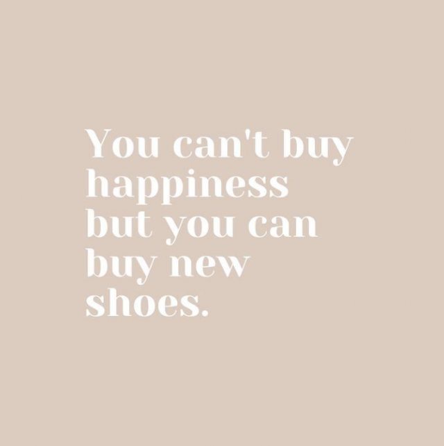 BUY THE SHOES 🏹