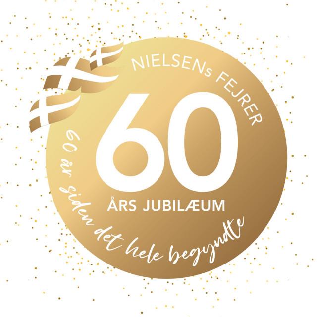 Jubilæumsfest i NIELSENs 🎉