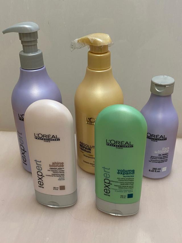 Produkter til dit hår