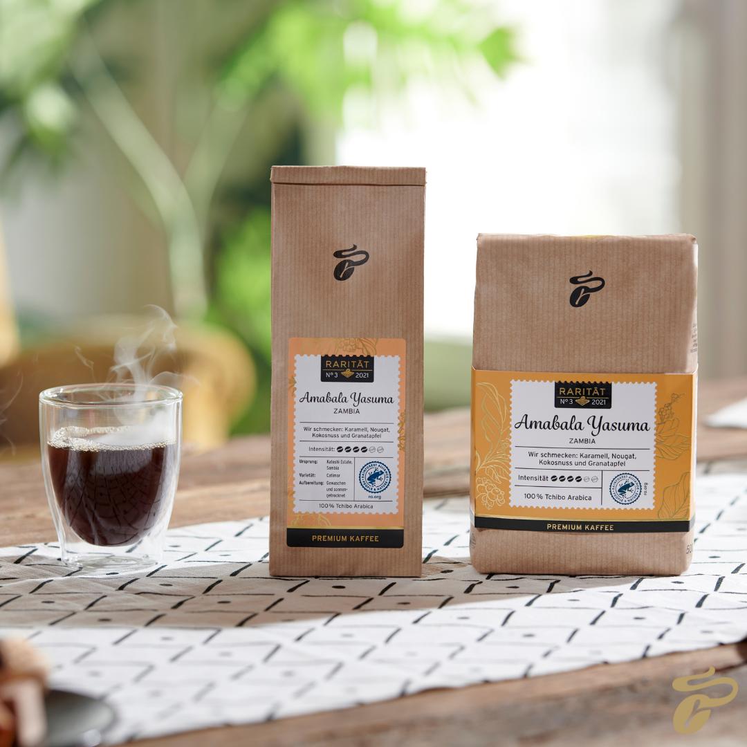 Prémium szemes kávé Afrikából
