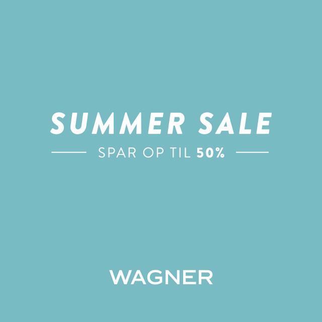 Summer Sale - Spar op til 50%