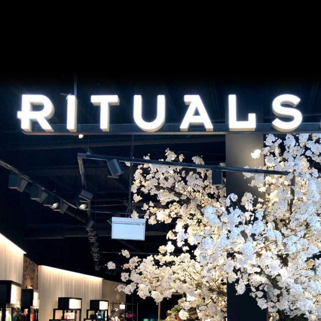 RITUALS i Greve – kosmetik, cremer og luksusprodukter
