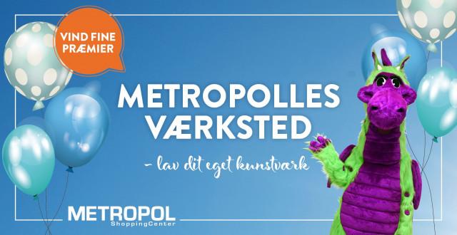 Besøg Metropolles værksted