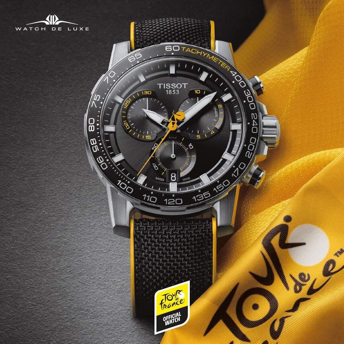 Tissot | SupersportChrono Tour de France T125.617.17.051.00