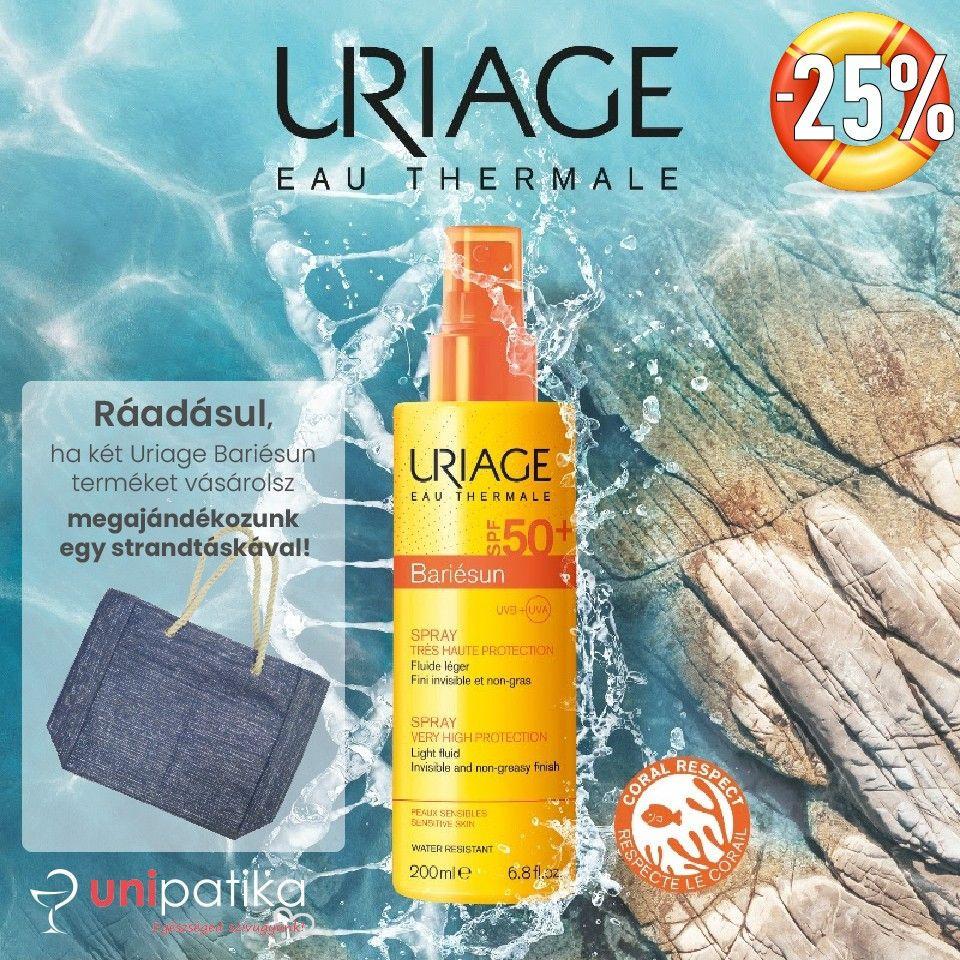 Uriage Bariésun akció