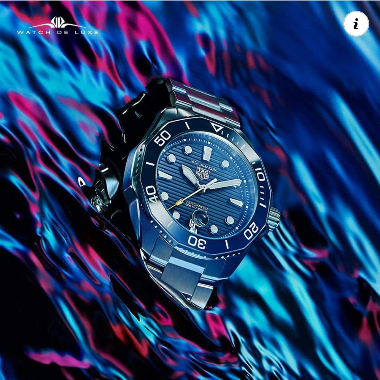 TAG Heuer | Aquaracer Professional 300 - WBP201B.BA0632