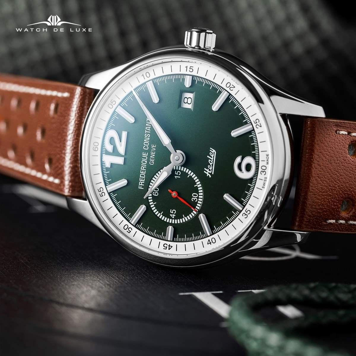 Frederique Constant | Vintage Rally Healey - FC-345HGRS5B6