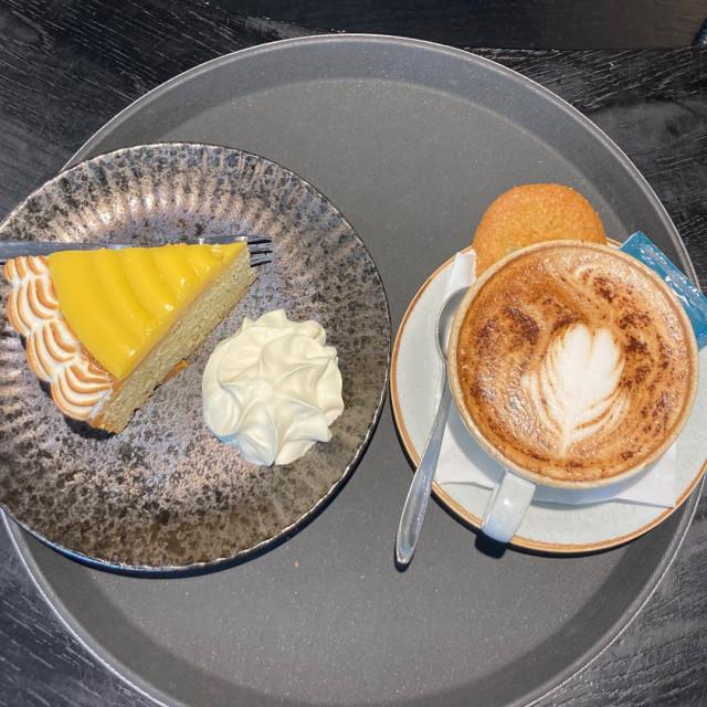 Kaffe og kagetilbud