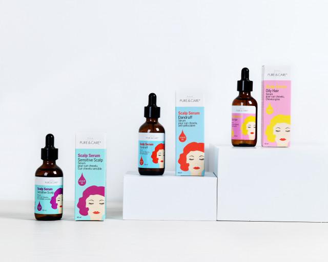 Pure & Care Scalp Serum