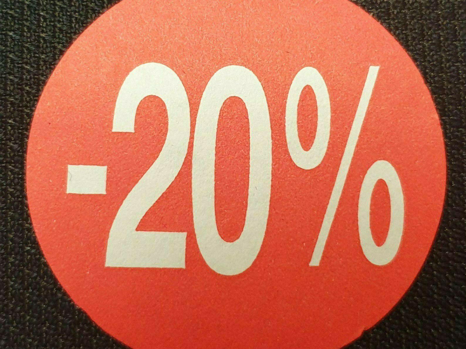 20% kedvezmény a megjelölt sportzakókra
