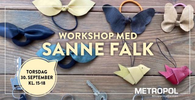 Workshop med Sanne Falk